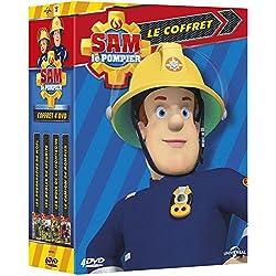 Sam Coffret: Les règles de sécurité + Les Rois de la Montagne + Les préparatifs de Noël + Le Camion de Pompier