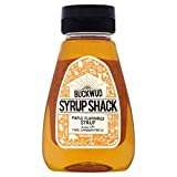 Buckwud Syrup Shack Maple Syrup (240g) - Packung mit 6