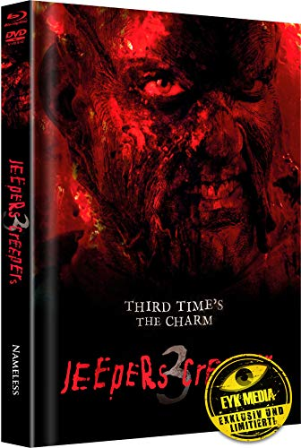 Jeepers Creepers 3 - Limited Edition - Mediabook - Limitiert auf 333, Cover B (+ DVD) [Blu-ray]
