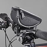 Roswheel Bolsa para el manillar delantera de bicicleta bolsa para 5.5 pulgadas Celular.1.2L
