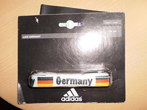 Adidas Allemagne Lacets, 114 cm