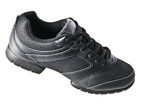 RUMPF Limbo Sneaker Frauen Balletschuh Tanzschuhe Sportschuh schwarz 38