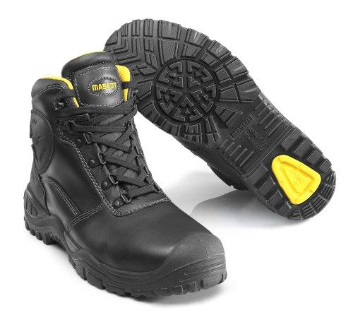 Mascot Batura Plus Sicherheitsstiefel S3 Arbeitsschuhe F0165-902 - Footwear Industry Herren 44 EU Schwarz/Gelb