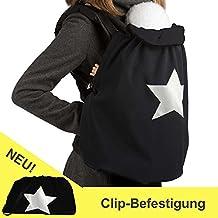 snugbag *clip* Tragecover & Tasche in einem - wind- und wasserdichtes Softshell
