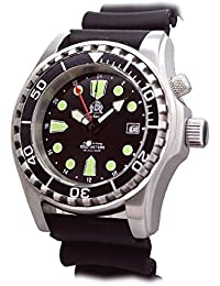Automatic movement diver watch with 24h hand WR 1000m T0284