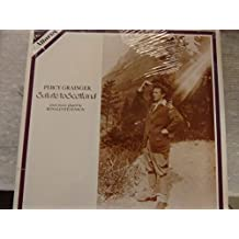 GRAINGER, Percy: Salute to Scotland (Piano Music played by Ronald Stevenson) ----GRAINGER George Percy Aldridge (Australia)-STEVENSON Ronald (pianoforte)-ALTARUS - STATI UNITI-Vinyl LP-AIR 2 9040