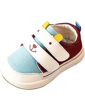 EOZY Baby Junge Lauflernschuhe Frügling Sommer Sneaker Schuhe Weiche Sohle
