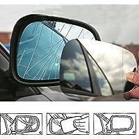 Hightecpl 149LS Left Passenger Side Convex Door Wing Mirror Glass