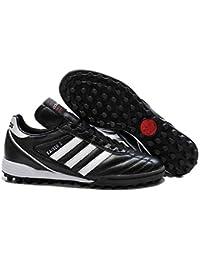 zackisebry zapatos–botas de fútbol de fútbol Kaiser 5TF negro, hombre, negro, 44