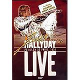 """DVD Johnny Hallyday """"Live Au Pavillon De Paris"""""""