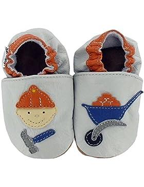 HOBEA Builder, Zapatos Unisex Bebé