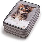 Nici 40955.0––Estuche con 3, diseño de gato