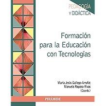 Formación Para La Educación Con Tecnologías (Psicología)