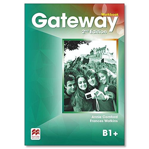 GATEWAY 2nd Edition Workbook, B1+