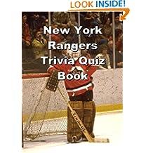 New York Rangers Trivia Quiz Book