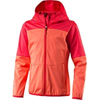 McKinley Lenasia – Forro polar para Clement, color melange/red/red, tamaño 176