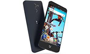 "Wileyfox Swift 2 X 32GB with 3GB RAM 5.2"" FHD (Dual SIM 4G) SIM-Free Smartphone Android Oreo 8.1 - Midnight"