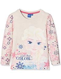 Maglietta a Maniche Lunghe Bambina Hasbro Frozen Northen Lights
