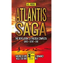 Atlantis Saga (eNewton Narrativa) (Italian Edition)