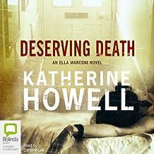 Deserving Death: Detective Ella Marconi, Book 7