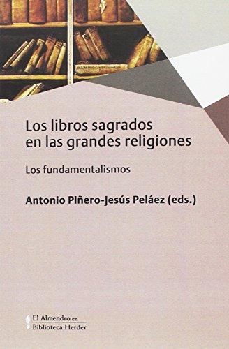 Descargar Libro Libros sagrados en las grandes religiones de Antonio Piñero-Jesús Peláez (Eds.)