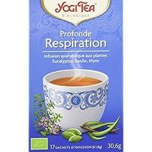 Yogi Tea Infusion Bio Respiration profonde 17sachets