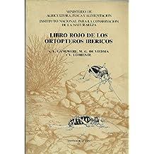 Libro Rojo de los Ortopteros Ibericos