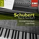 Schubert : Music for piano duet, Volume 2