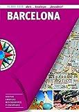 Barcelona (Plano-Guía): Visitas, compras, restaurantes y escapadas (Plano - Guías)
