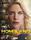 Homeland (Complete Seasons 1-6) - 18-Disc Box Set ( ) [ Dänische Import ] (Blu-Ray)