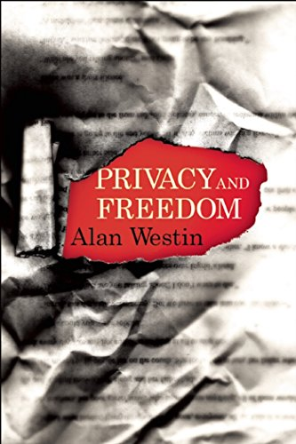 Privacy and Freedom