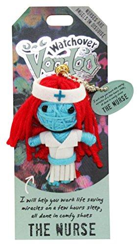 Watchover Voodoo-Puppe / Schlüsselring ~ Die Krankenschwester