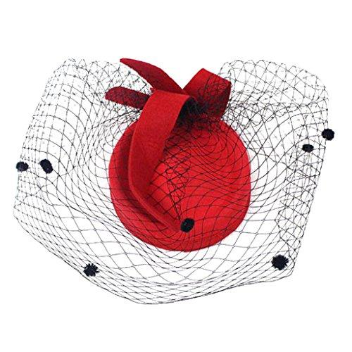 elegante-rosso-tappo-hostess-clip-di-capelli-di-nozze-faccia-gabbia-velo-fascinator