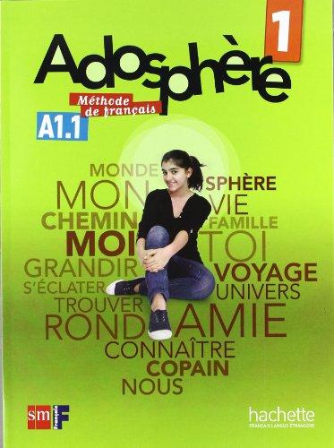 Méthode de français 1 adosphère