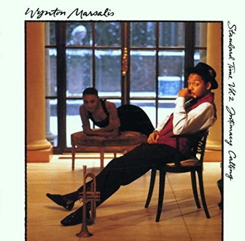 Wynton Marsalis - Standard Time Vol.2: Intimacy Calling [Import