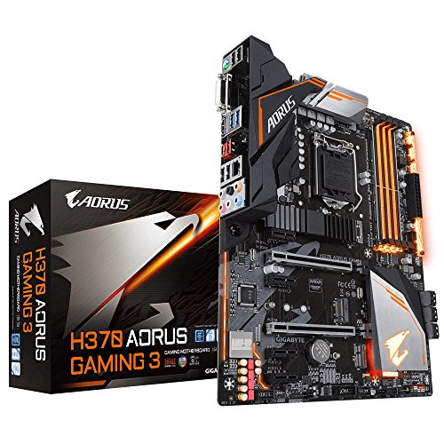 Gigabyte H370 AORUS GAMING 3 WIFI Mainboard - Gaming Mainboard Gigabyte