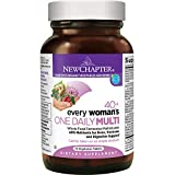 Best New Chapter Vitamins And Supplements - New Chapter Every Woman's One Daily 40 Plus Review