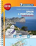 Spain & Portugal 2018 - Tourist and Motoring Atlas (A4-Spira (Michelin Road Atlases)
