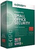 Kaspersky small office security 4.0 (1 server de fichiers + 5 postes + 5 mobiles, 1 an) - mini sierra box...