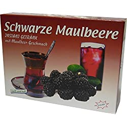 """Instantgetränk """"Schwarze Maulbeere"""" mit Maulbeer-Geschmack - Instant-Pulver 300g Ottoman"""