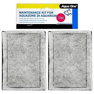 Aqua One AquaVue 380 Carbon & Ceramic 156C