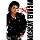 VVWV Mj Bad Michael Jackson for Ever Wall Posters for Boys and Girls (12 x 18 Inches, Multicolour)