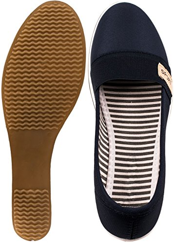Elara - Scarpe chiuse Donna Blau Fashion