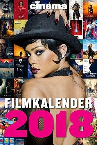 CINEMA Filmkalender 2018: Der große CINEMA Filmkalender 2018