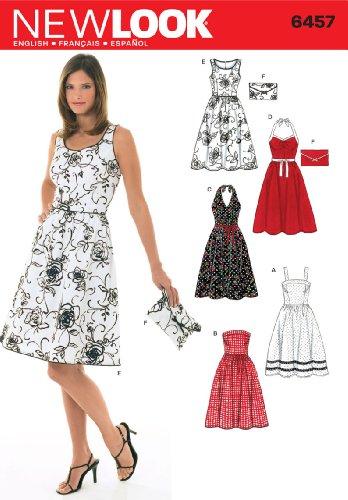 new-look-nl6457-patron-de-couture-robe-22-x-15-cm