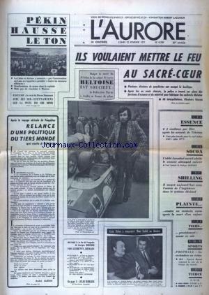 AURORE (L') [No 8230] du 15/02/1971