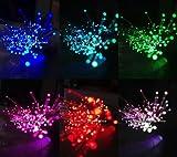 Kit Cielo Stellato RGB LED 3 W 200 Fibre Ottiche Apus Star 16 colori, dimmerabile cambiacolore con telecommando