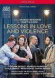 George Benjamin : Lessons in Love and Violence. Degout, Hannigan, Orendt, Hoare, Boden, Benjamin, Mitchell. [Import italien]