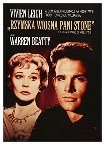 Rzymska wiosna Pani Stone / Der römische Frühling der Mrs. Stone [PL Import mit deutscher Sprache]