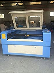 GOWE Stone Wood 100 W Co2 Laser Engraving Cutting Machine Aircraft Laser Wood Cutter